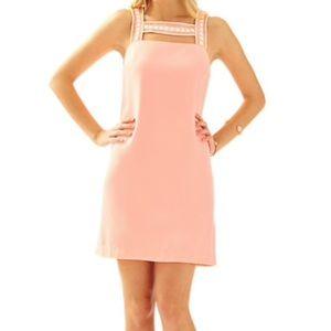 NEW Mason Shift Dress Peachy Pink